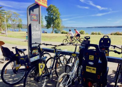 Warners bay Bike Hire
